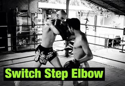 Knockout Elbow Technique