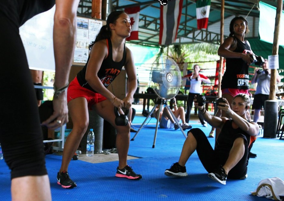 6 Simple Methods for Efficient Strength and Conditioning – Muay Thai