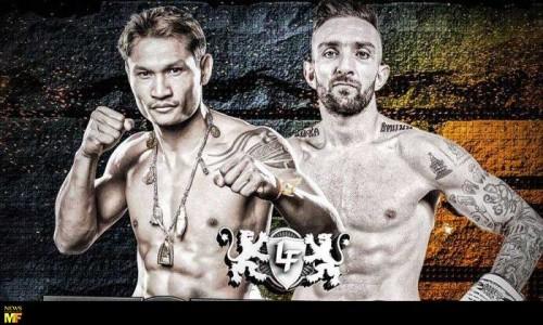 Fight of the Week 10 – Malaipet vs Liam Harrison