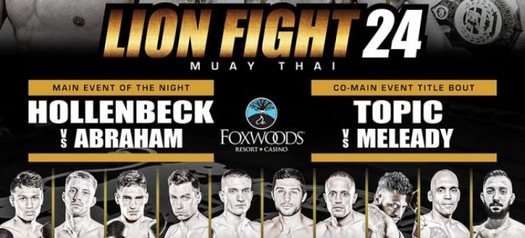 Lion Fight 24 Results, Videos & More!