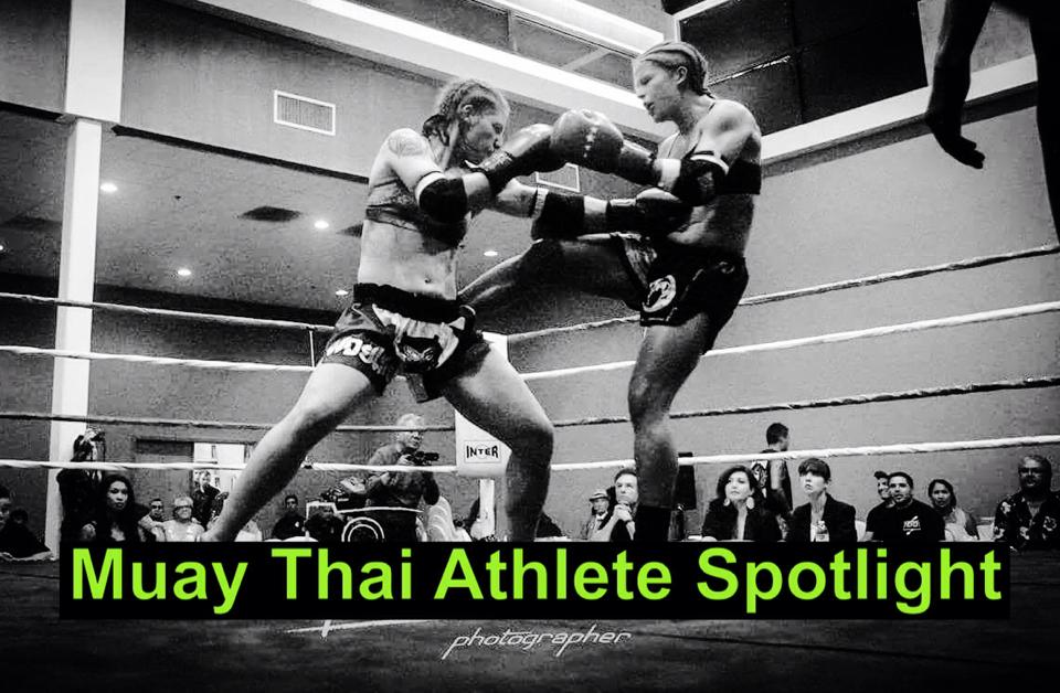 "Muay Thai Athlete Spotlight – Alyshia ""Code Red"" Madison"