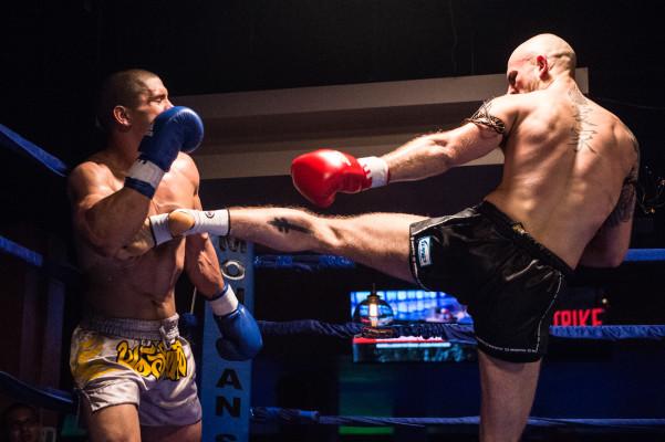 Knockout Kick Setup Technique