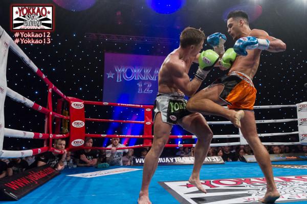 Fight of the Week 15 – Jordan Watson vs Sanny Dahlbeck