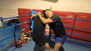 Killer Clinch Trap Technique