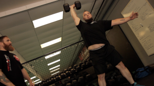 How to Clean and Press for Explosiveness