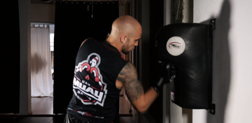 How to Use the Uppercut Bag with Intent | Boxing & Muay Thai Training