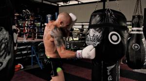 Explosive Body Head Combination – Dutch Style Kickboxing