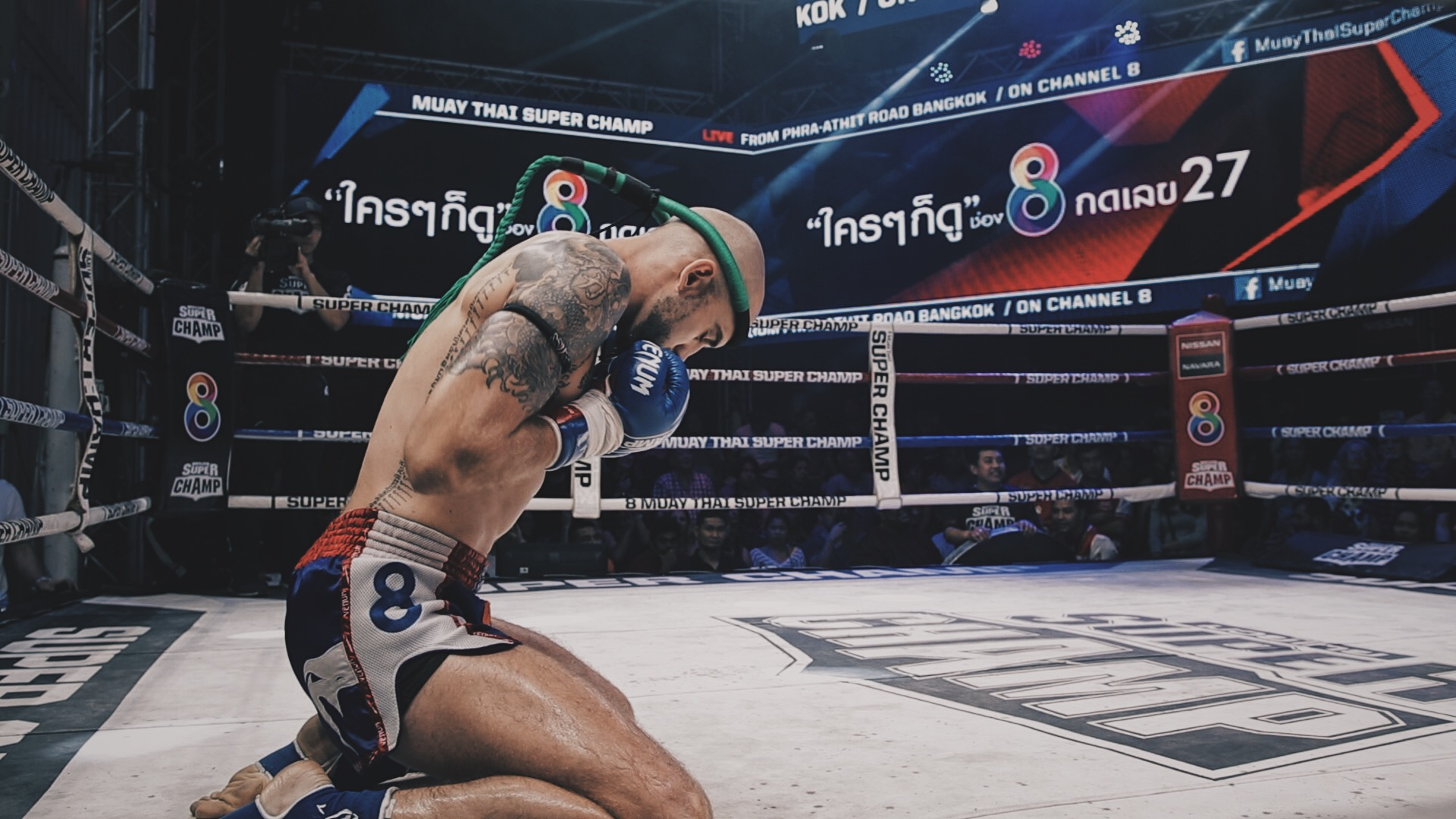 The Realities of a Sponsored Fighter in Thailand