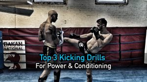 Top 3 Kicking Drills for Power and Conditioning by Ognjen Topic