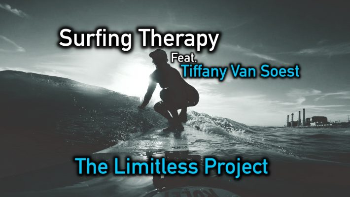 Surf Therapy with Tiffany Van Soest | The Limitless Project