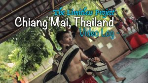 First Training Session, Gym Tour Chiang Mai, Spirit of Siam – The Limitless Project Travel