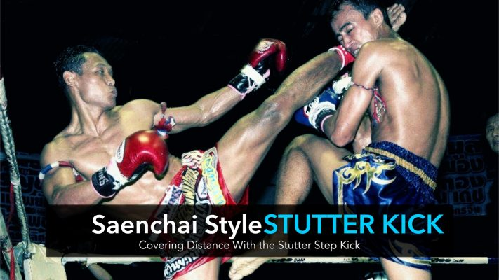 Saenchai Style Stutter Kick | Technique Tutorial