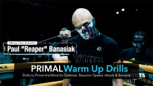 Primal Warm Up [Drill Routine] for Muay Thai, MMA Striking & Kickboxing