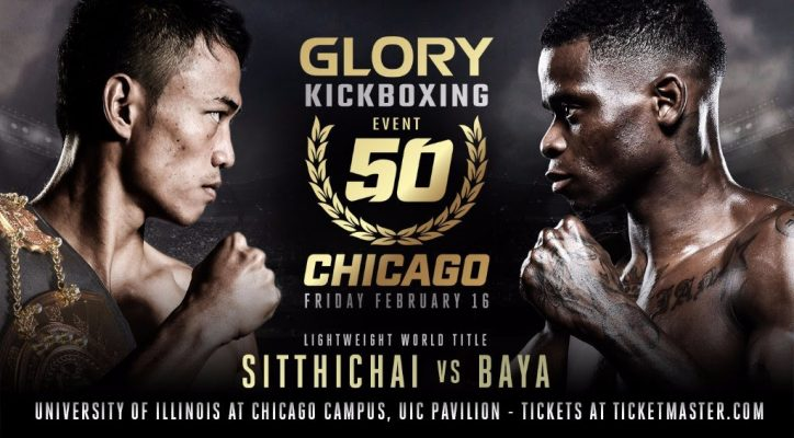 Fight of the Week: Sitthichai Sitsongpeenong vs Christian Baya