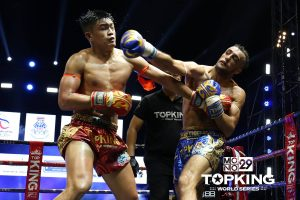 Fight of the Week – Sangmanee vs Awos Mansoor
