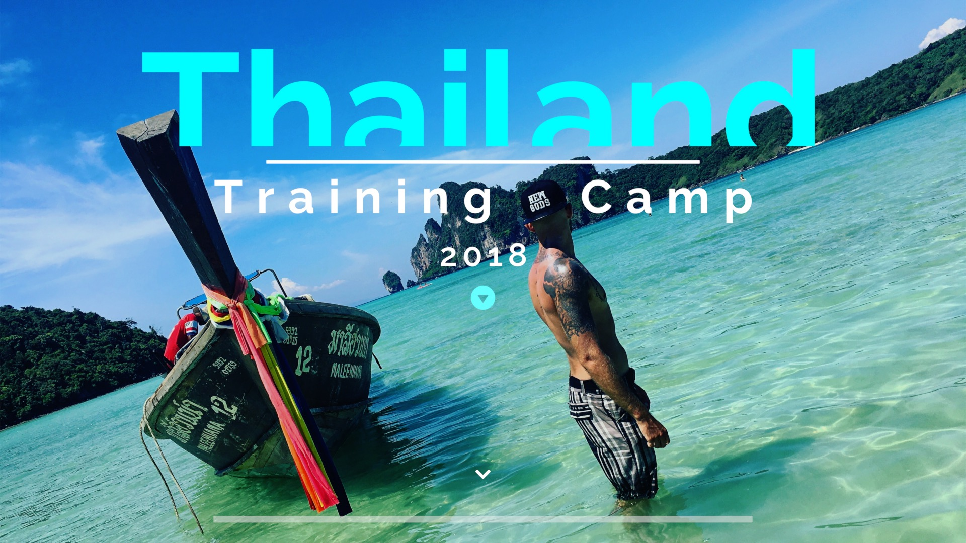 Traveling Back to Thailand! The Next Training Camp in Paradise