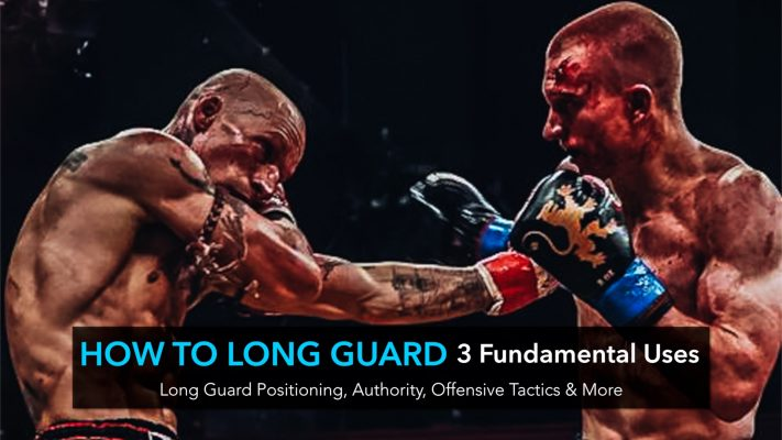 How to Long Guard – Top 3 Uses of the Long Guard in Muay Thai, Kickboxing & MMA