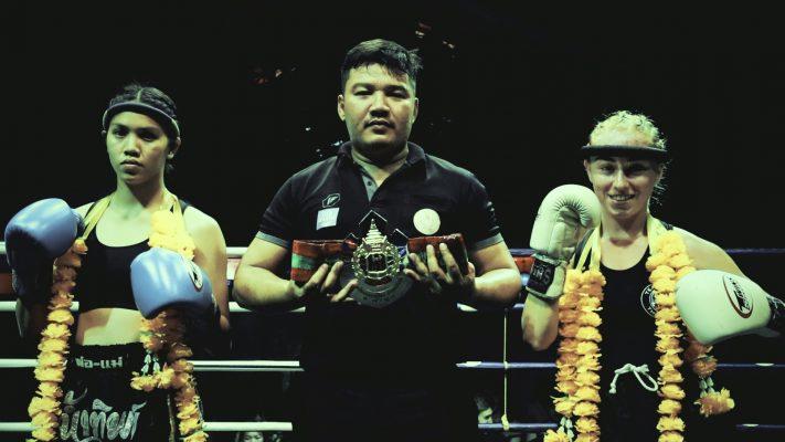Shannon Team Quest Thailand VS Numtip Sor Aunucha
