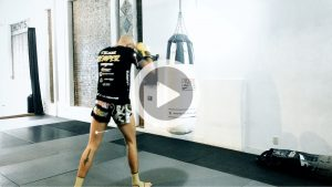 Patterning and Explosive Combinations | Heavy Bag Video Tutorial