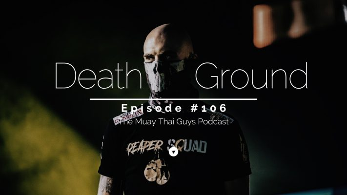 Death Ground Philosophy & Strategy | TMTG #106