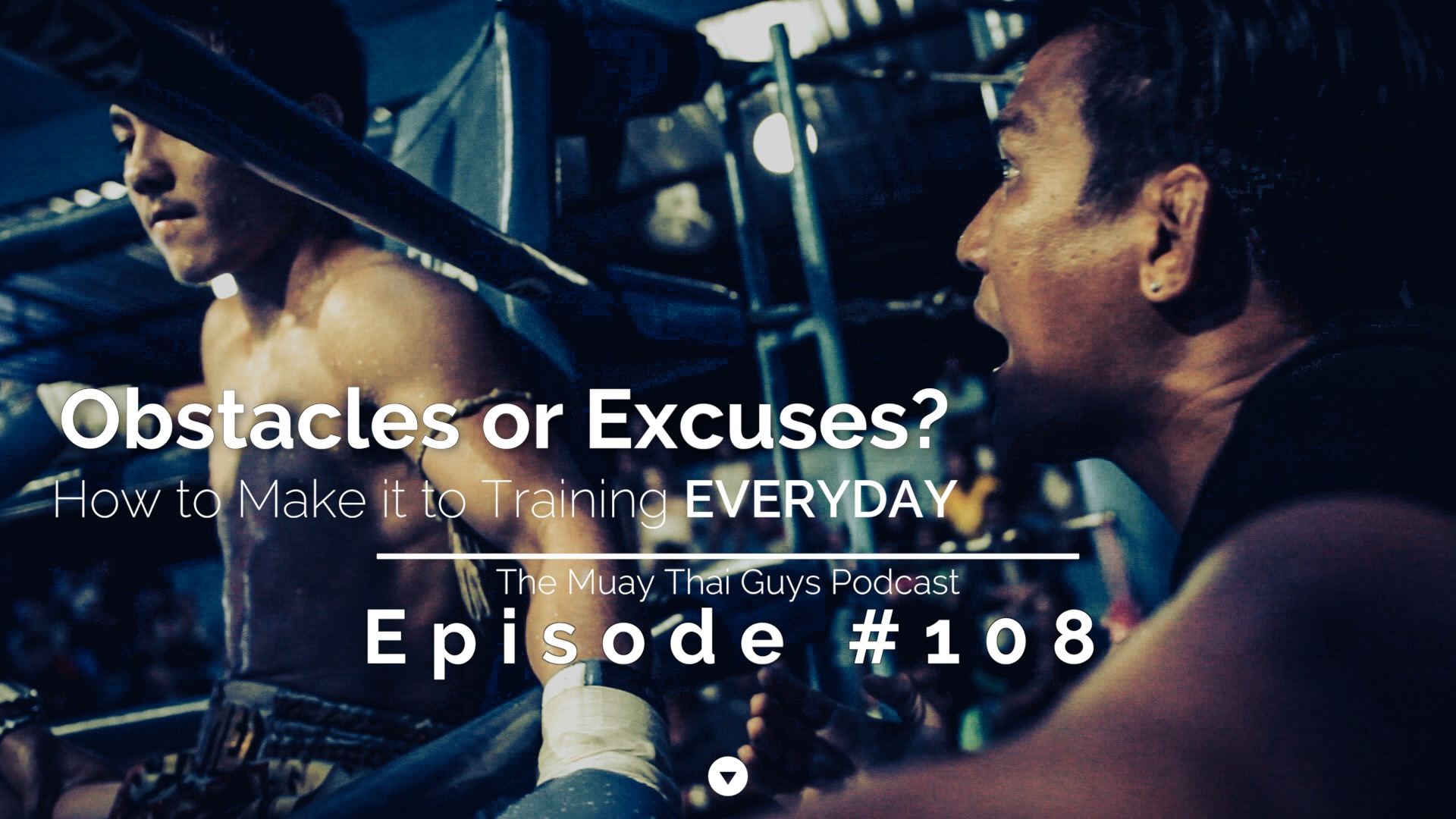 Obstacles or Excuses? How to make it to the gym EVERYDAY | TMTG #108