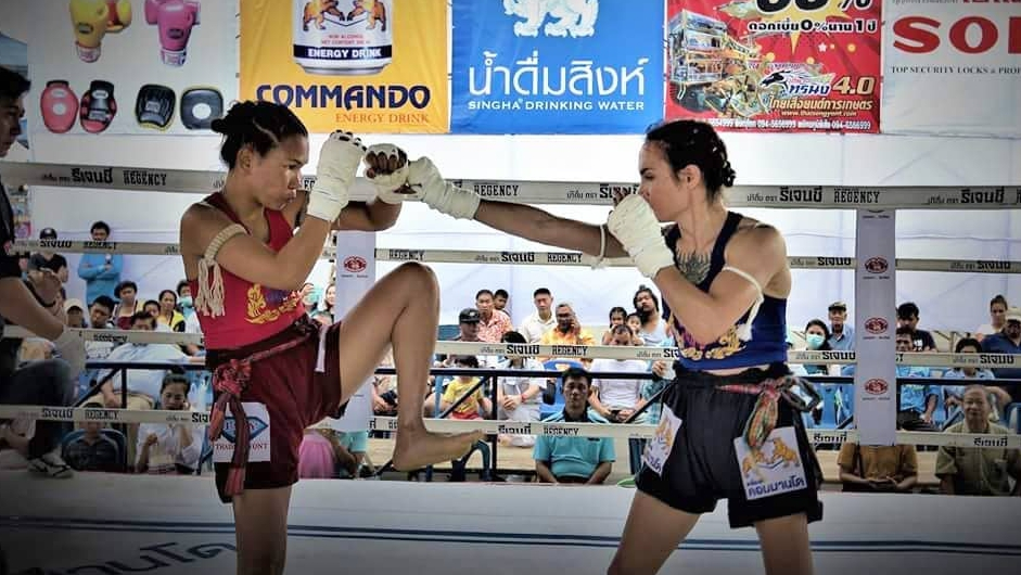 Sylvie's Record Breaking Chase, Fighting Bare Knuckled & the Art of Muay Khao   TMTG #111