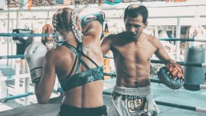 How to Fit Your Muay Thai Training Around Full-Time Work