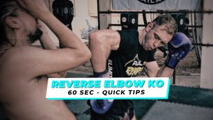 Ong Bak Reverse Up Elbow KO in Real Right – 60 Second Breakdown