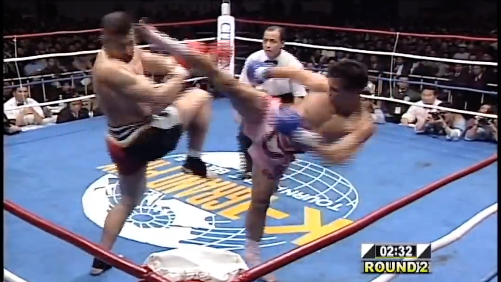 """Anyone! Anywhere!"" Nokweed Davy Muay Thai Highlight"