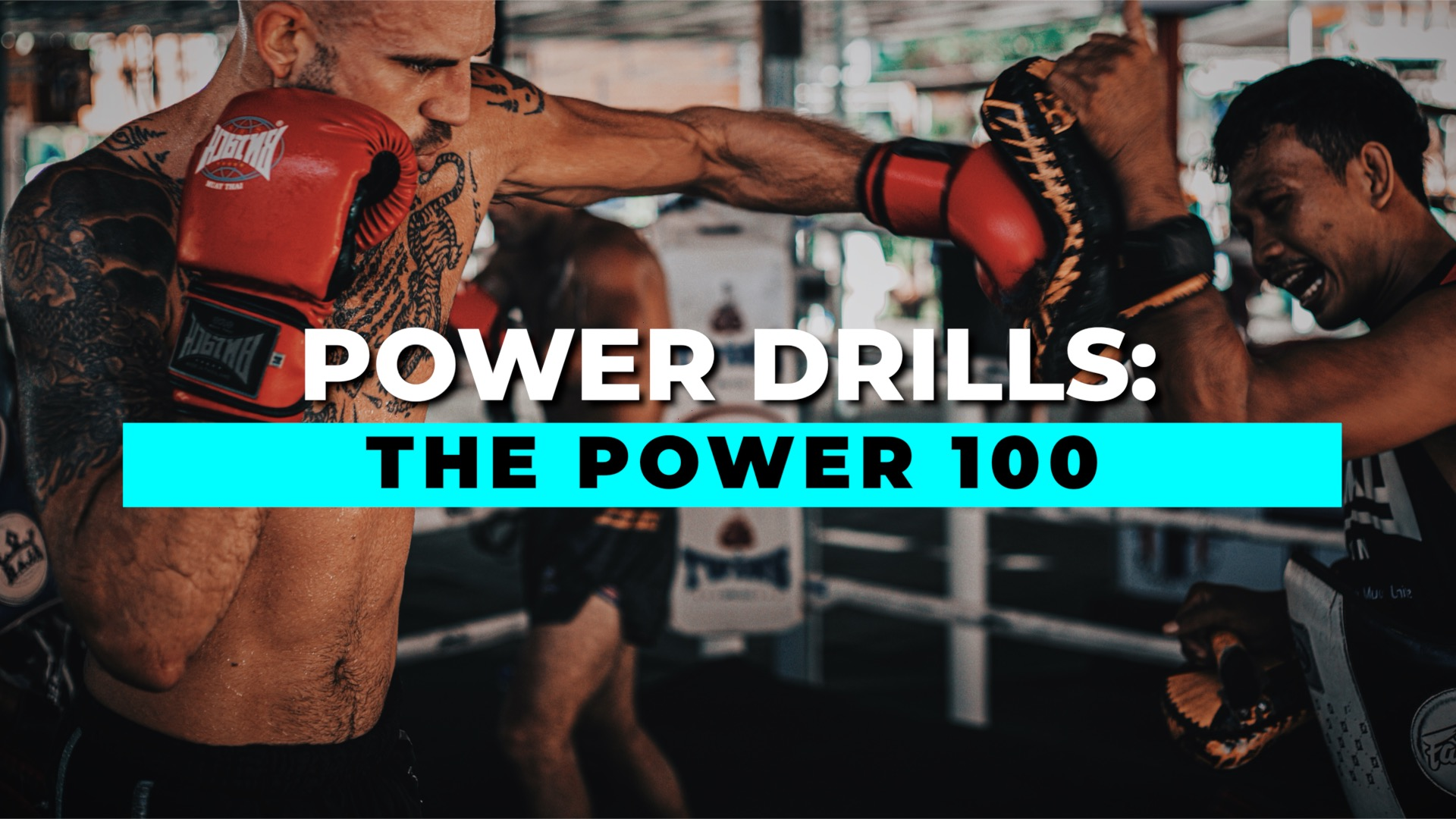 Building Power: The Power 100 Drill