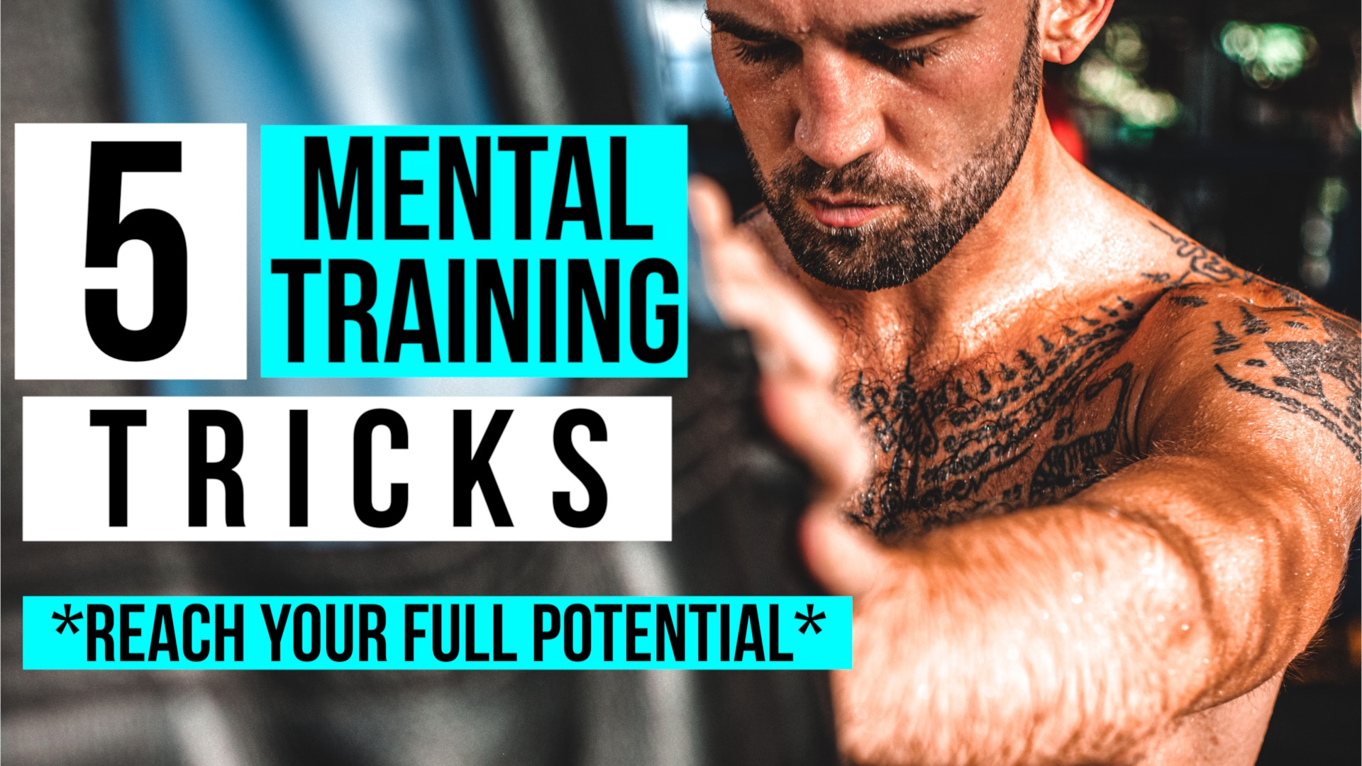 5 Mental Training Tricks to Use in Muay Thai & Combat Sports