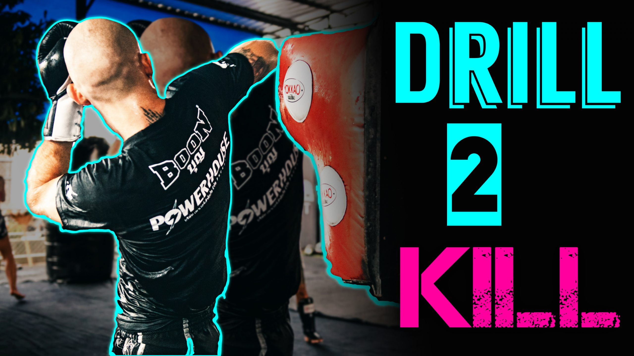 Drill to Kill Series: 3 Counter Striking Drills