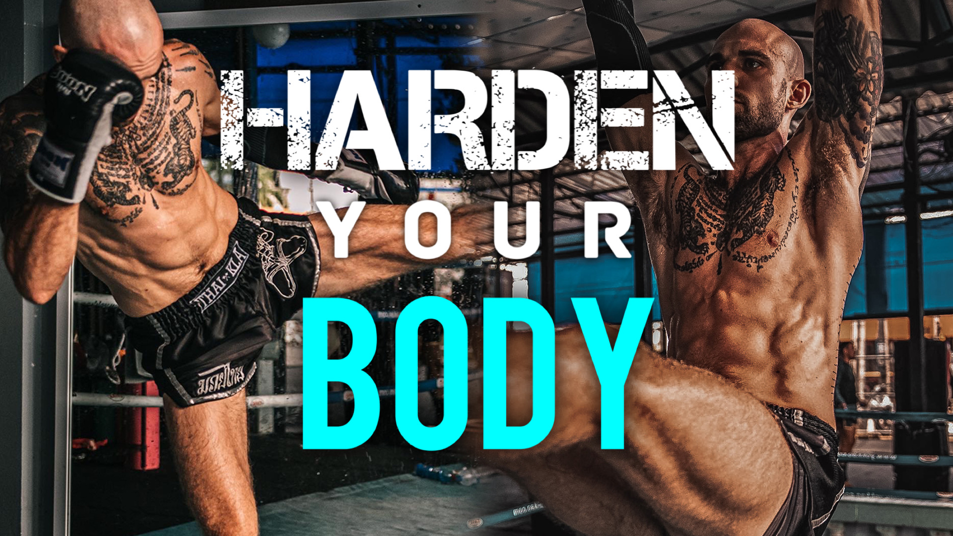 Harden Your Body | 3 Solo Heavy Bag Drills